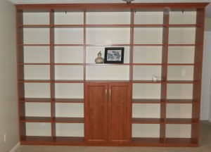 Clear Shelves