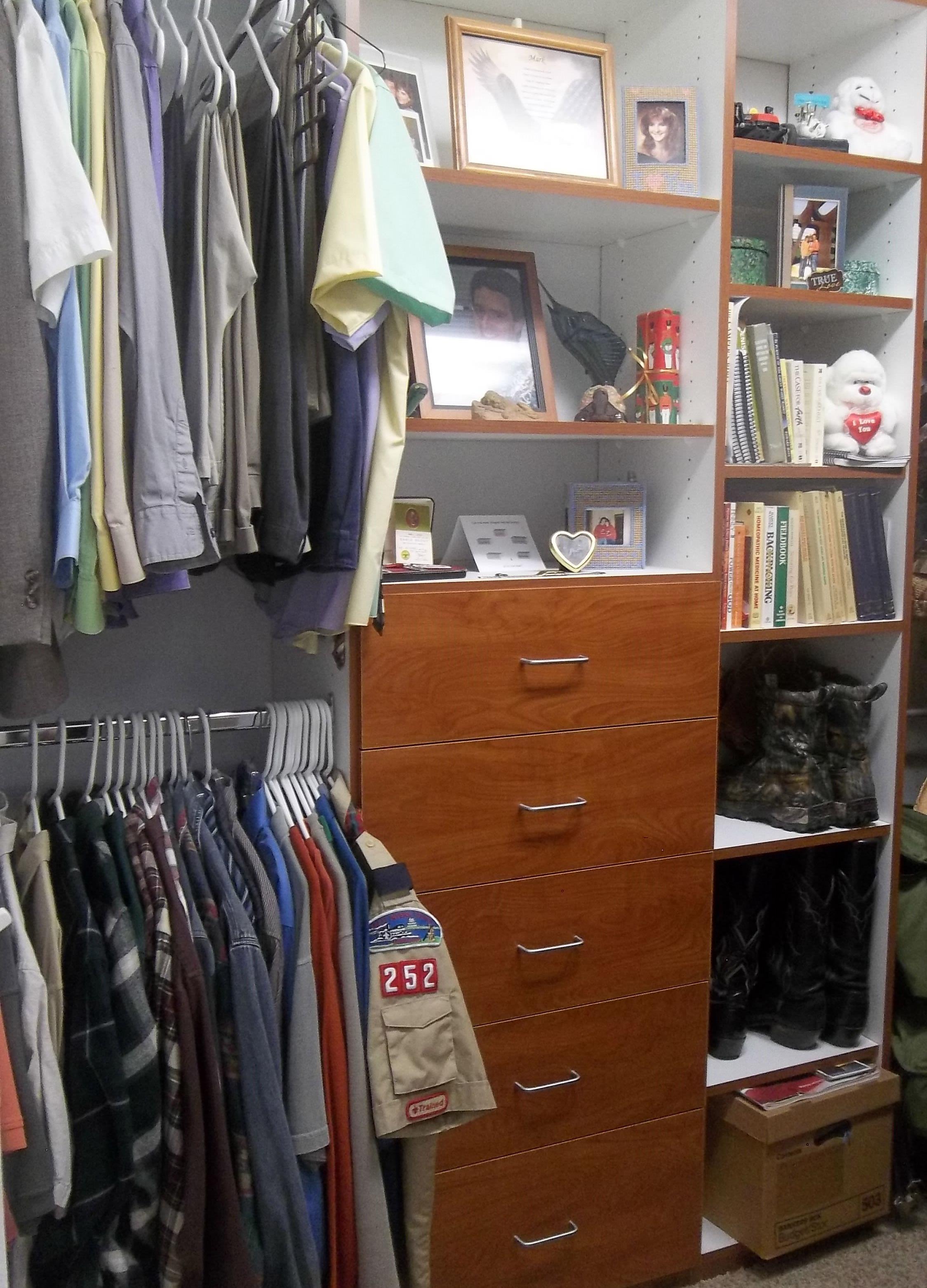 Home; /; Master Closets