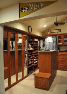 Master Closet 5