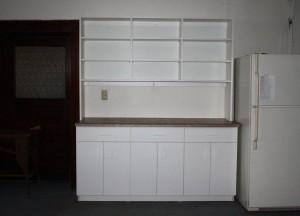 Empty Shelfs