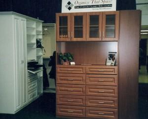 dresser organize