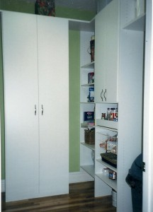 Organzied Pantry
